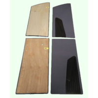 thumb-Set deurschotten grijs stof Citroën ID/DS-4