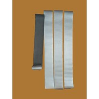 thumb-Outside aluminium look a like material (pvc) 4 pieces sidemember Citroën ID/DS-3