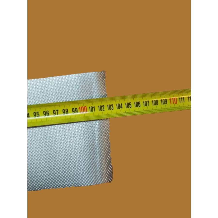 Outside aluminium look a like material (pvc) 4 pieces sidemember Citroën ID/DS-6