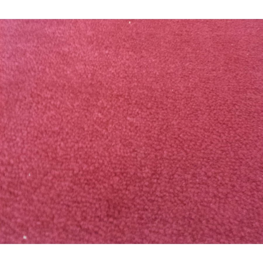 Front carpet red with foam Citroën ID/DS-3