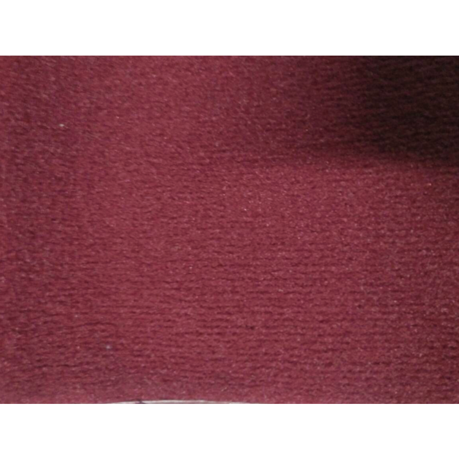 Front carpet red without foam Citroën ID/DS-6