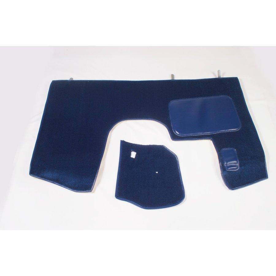 Voormat blauw met schuim Citroën ID/DS-4