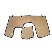 thumb-Bodenmatte vorne blau Originalreplikat (Pallas) mit Bezug für Pedalboden ohne Schaum Citroën ID/DS-3