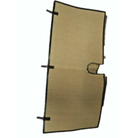 thumb-Rear carpet green without foam Citroën ID/DS-1