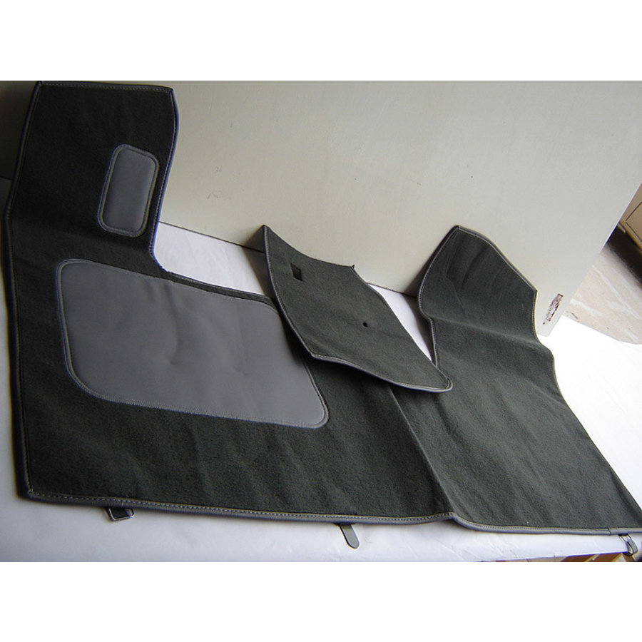 Front carpet grey without foam Citroën ID/DS-2
