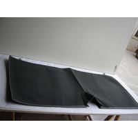thumb-Rear carpet grey without foam Citroën ID/DS-1