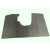 ID/DS Front floor carpet without foam without hooks Citroën ID/DS
