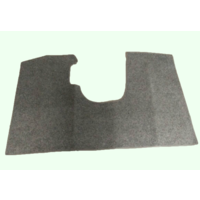 thumb-Front floor carpet without foam without hooks Citroën ID/DS-1