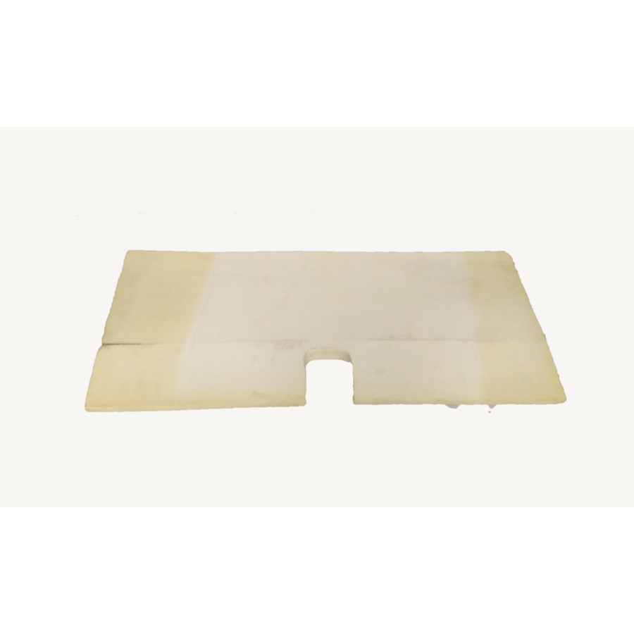 Foam piece for under rear mat Citroën ID/DS-3