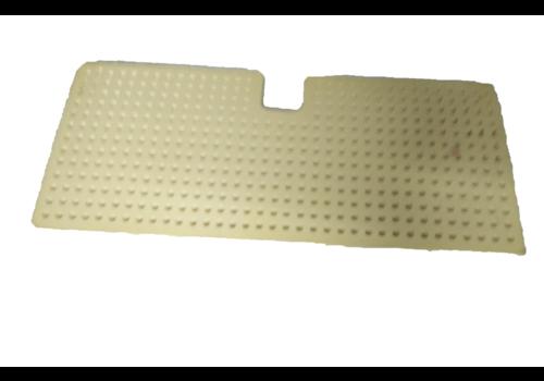 Foam piece for under rear mat Citroën ID/DS