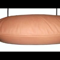 thumb-Kopfstütze für altes Modell (1 teilig) sackförmigLleder tabakfarben Citroën ID/DS-6