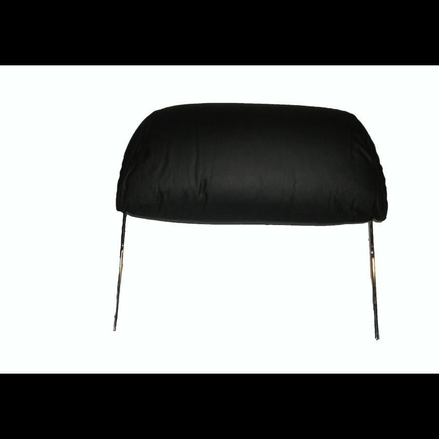 Hoofdsteun zakvormig breed zwart leer Citroën ID/DS-1