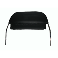 thumb-Hoofdsteun zakvormig breed zwart leer Citroën ID/DS-6