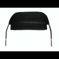 thumb-Kopfstütze für altes Modell (1 teilig) sackförmig Leder schwarz Citroën ID/DS-6