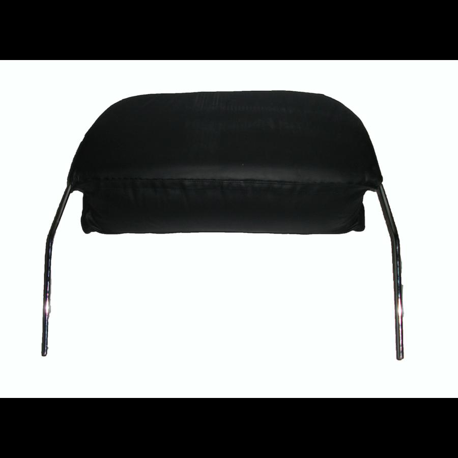 Hoofdsteun zakvormig breed zwart leer Citroën ID/DS-6