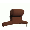 ID/DS Head rest with caramel trimming wide model 2 pieces Citroën ID/DS
