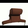 ID/DS Kopfstütze (2 teilig) Stoff karamell breites Modell Citroën ID/DS