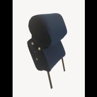 thumb-Kopfstütze (2 teilig) Stoff blau schmales Modell Citroën ID/DS-5