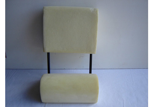 Head rest without trimming narrow model 2 pieces Citroën ID/DS