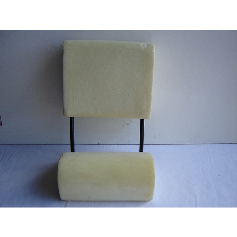 Head rest without trimming narrow model 2 pieces Citroën ID/DS-1