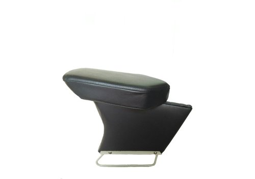 ID/DS Central armrest black leather Citroën ID/DS