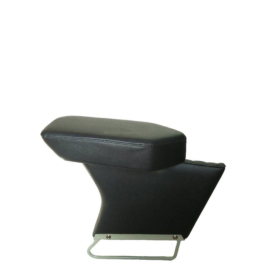 Central armrest black leatherette Citroën ID/DS-1