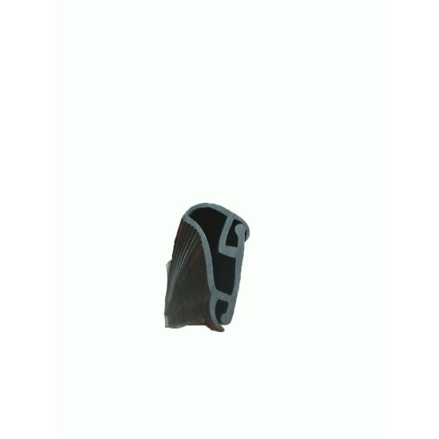 Horizontale deurrubber V Citroën ID/DS-5