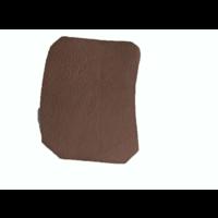 thumb-Garniture inférieure du pied du milieu G en cuir marron Citroën ID/DS-8