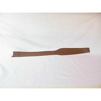 thumb-Garniture supérieure du pied du milieu D en cuir marron Citroën ID/DS-2