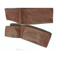 thumb-Handle on centre pillar in brown leather Citroën ID/DS-5