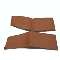 thumb-Handle on centre pillar in light brown leather Citroën ID/DS-5