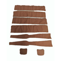 thumb-Pallas set [10] in light brown leather Citroën ID/DS-2