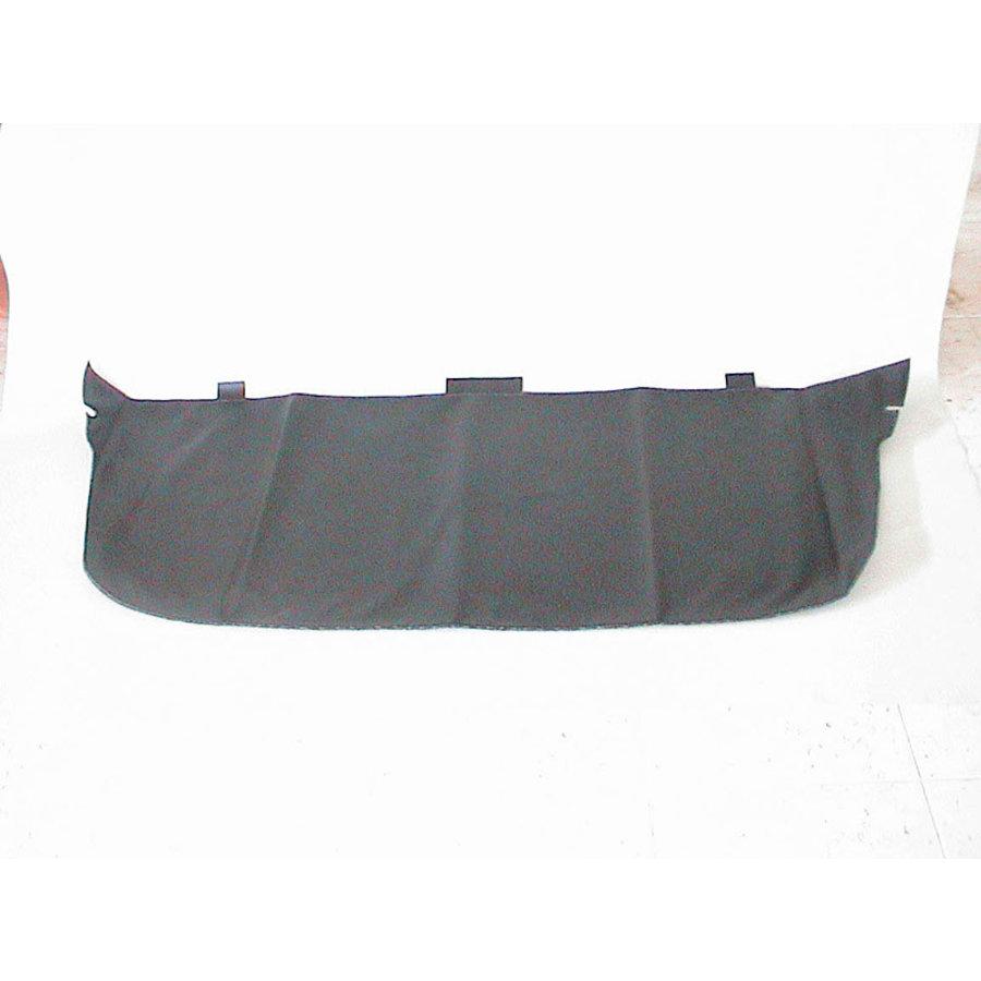 Garniture de tablette de lunette AR modèle agrandi ! en simili noir Citroën ID/DS-1