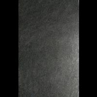 thumb-Centre pillar trimming R+L black leatherette Citroën ID/DS-6