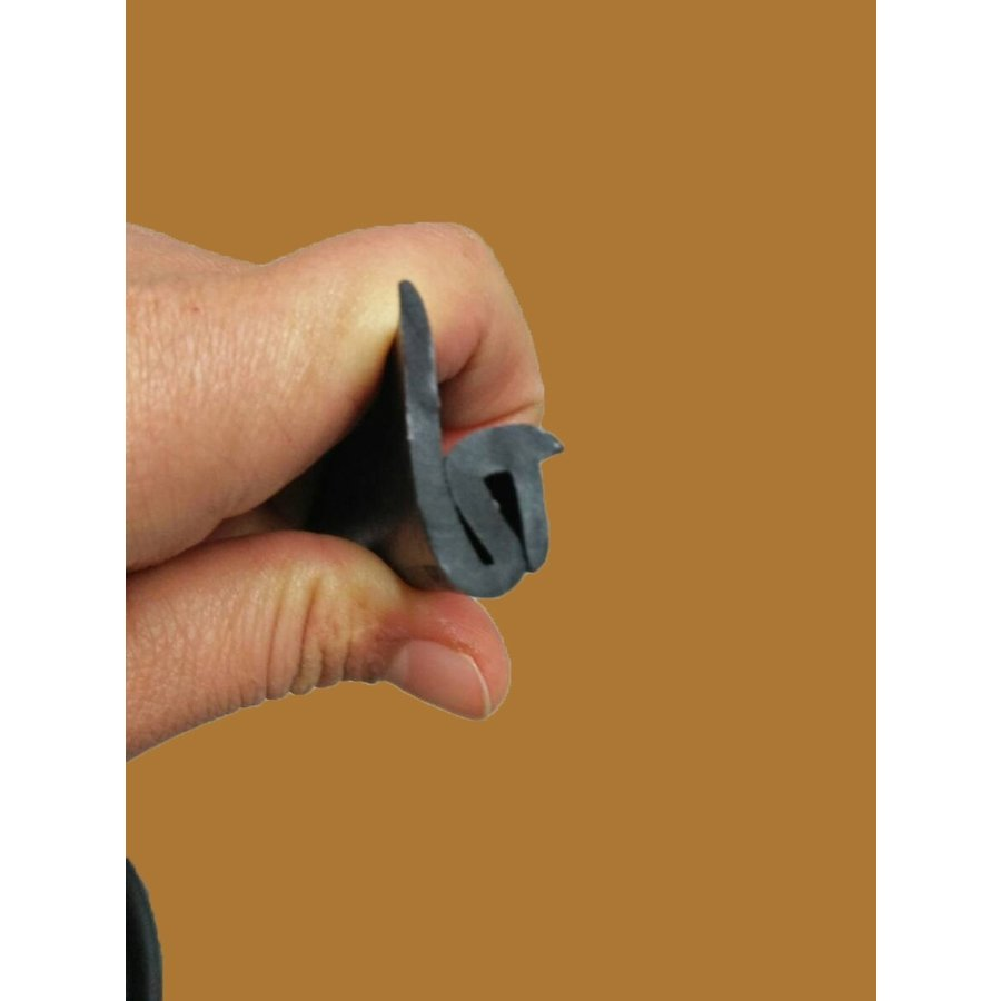 Rubber strip for glued roof (L 4900) Citroën ID/DS-6