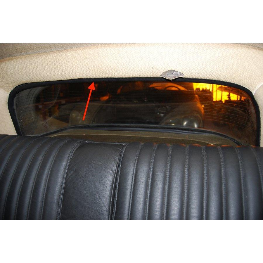 Rear window rubber under the lower part of the window [L 1900 mm] Citroën ID/DS-10