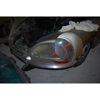 Jonc plastique de la glace de phares G68 Citroën ID/DS