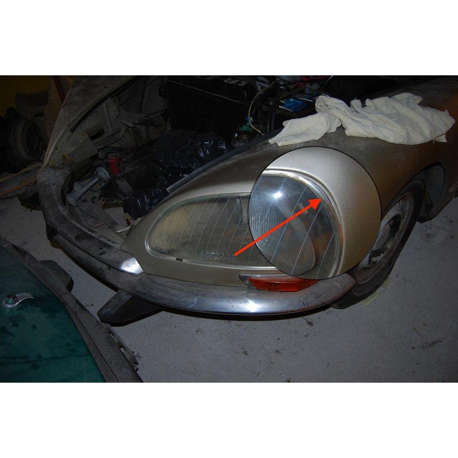 Jonc plastique de la glace de phares G68 Citroën ID/DS-1