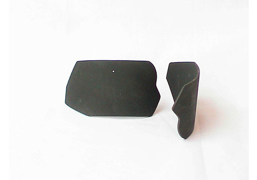 ID/DS Mudflap of the front fender behind front wheel (L 160) Citroën ID/DS