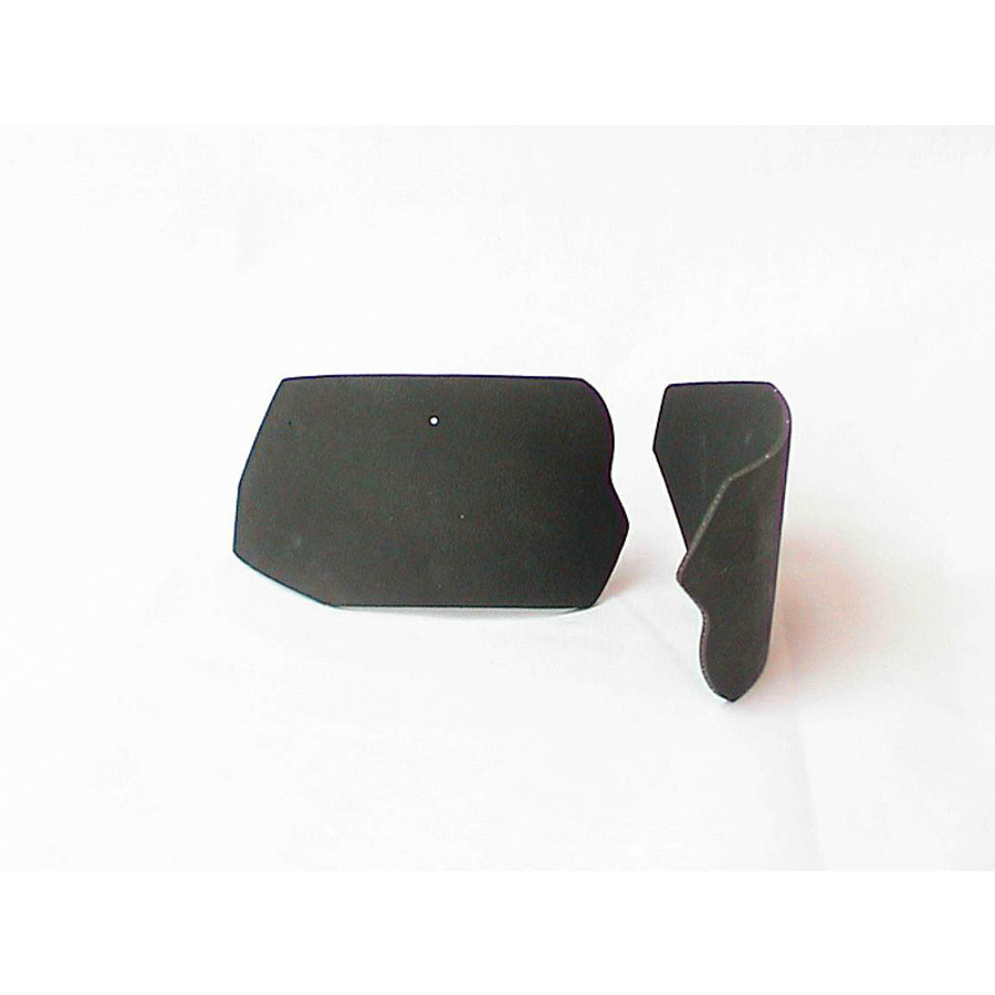 Mudflap of the front fender behind front wheel (L 160) Citroën ID/DS-2