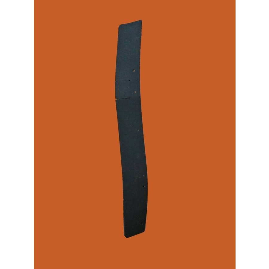 Strip for steering relay/mudflap from 68 Citroën ID/DS-1