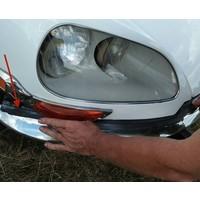 thumb-Gummi zwischen Schutzblech und Stoßdämpfer vorne rechts nach 69 Citroën ID/DS-4