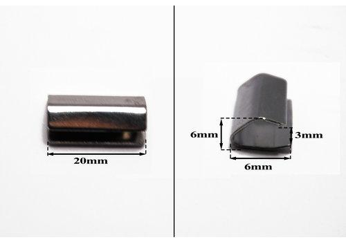 Verbindingstuk voor plastic contourlijst Citroën ID/DS