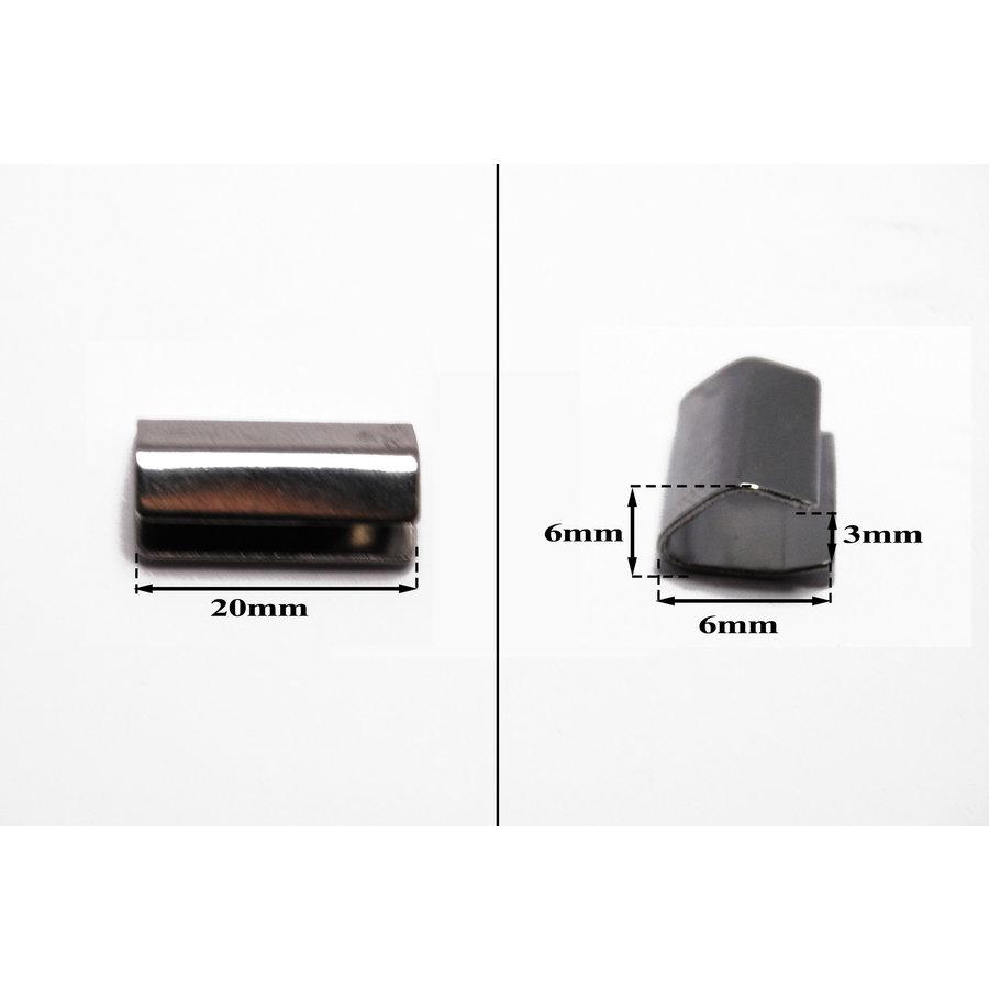 Verbindingstuk voor plastic contourlijst Citroën ID/DS-1