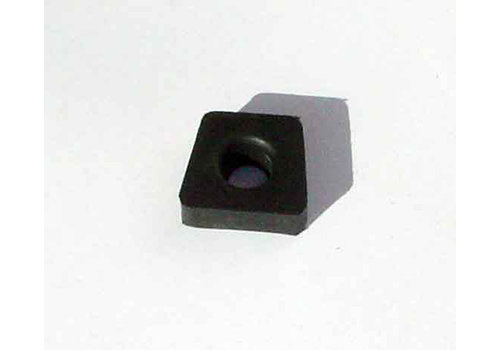 Rubber centering peg for rear fender (31x35x40) Citroën ID/DS