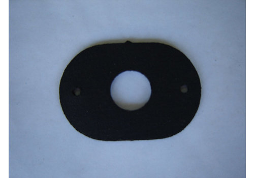 Protection rubber for fixing the rear wheel arch Citroën ID/DS