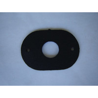 thumb-Protection rubber for fixing the rear wheel arch Citroën ID/DS-2