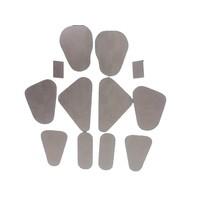 thumb-Jeu d' étancheité de porte (12 plastiques précoupés dans la forme pour 4 portes) Citroën ID/DS-4