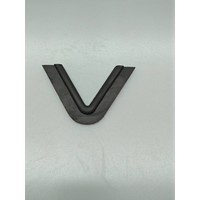 thumb-Rubber joint of the rear indicator unit (in V form) Citroën ID/DS-6