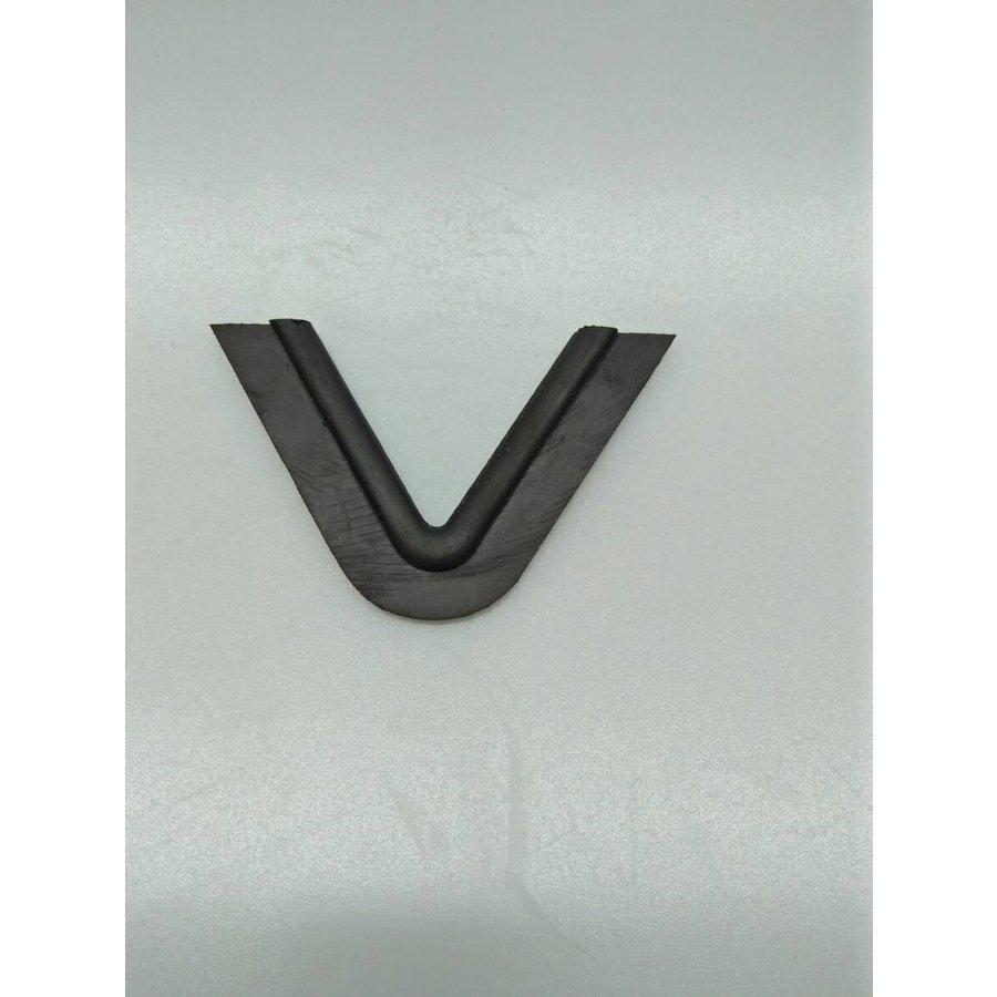 Caoutchouc de protection (en forme de queue d'hirondelle) pour clignoteur AR Citroën ID/DS-3